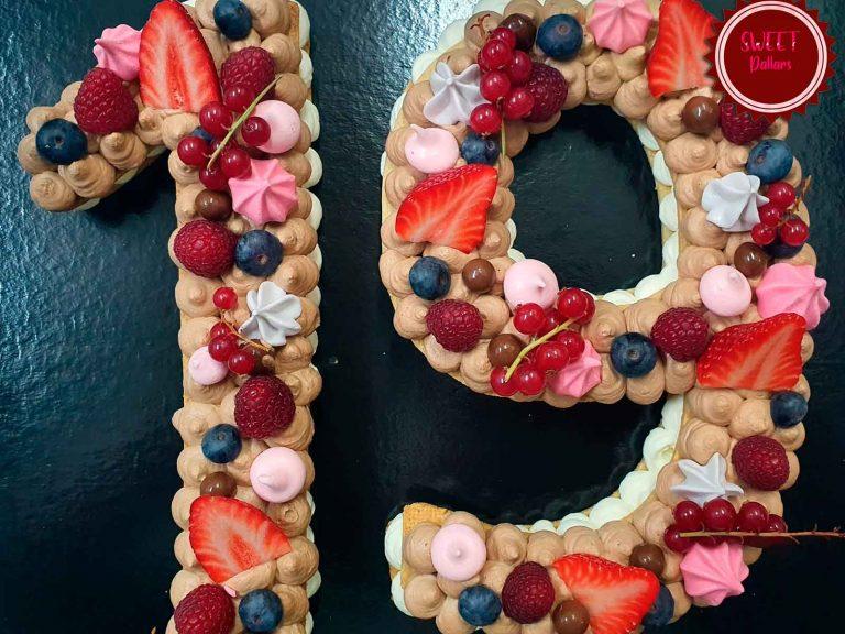 19 pastís Sweetpallars