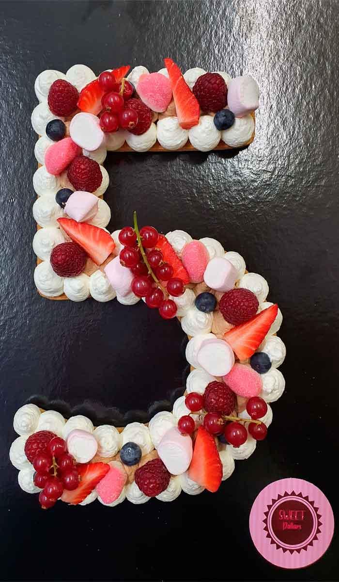 Pastís Nº 5 SweetPallars