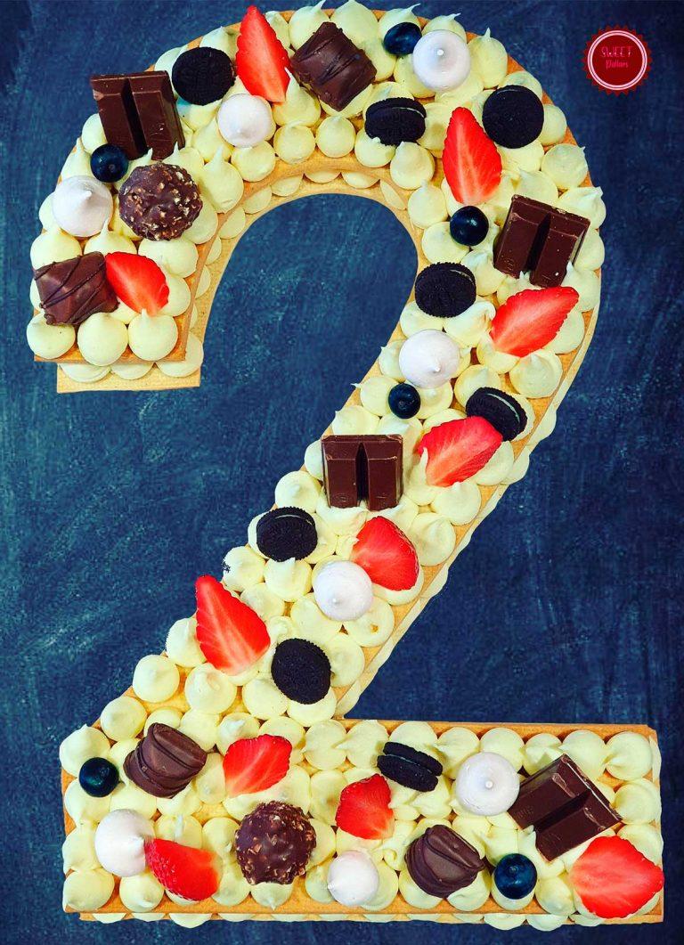 El pastís número dos
